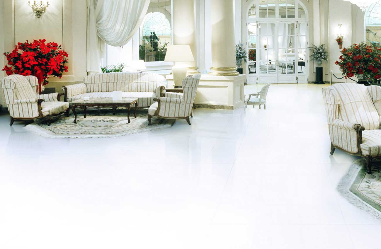 The Marble Touch | Vietnam White Marble